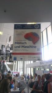 FIT-Kongress Mensch und Maschine
